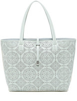 Vince Camuto Leila Laser-Cut Tote