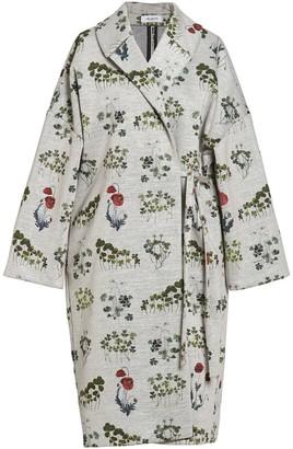 AILANTO Poppies Oversize Coat