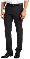 Calvin Klein Pinstripe Bowery Pant (Officer Navy) - Apparel
