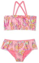 Hula Star Paisley Two-Piece Swimsuit (Toddler Girls & Little Girls)