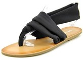 Chinese Laundry Beka 2 Open Toe Canvas Thong Sandal.