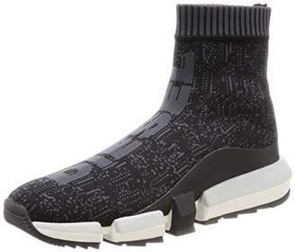 Diesel Men's H-PADOLA Sock-Sneaker mid
