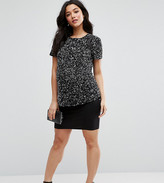 Asos Petite Jersey Mini Skirt
