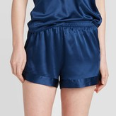 Stars Above Women's Satin Pajama Shorts - Stars AboveTM