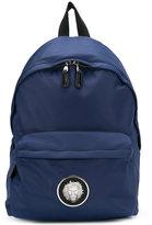 Versus lion plaque backpack