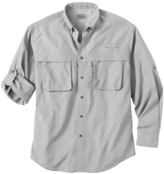 L.L. Bean Men's Tropicwear Shirt