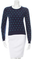 Opening Ceremony Polka Dot Scoop Neck Sweater