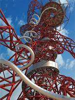 Virgin Experience Days Family Visit To The Slide At The ArcelorMittal Orbit With Cake And Hot Drinks