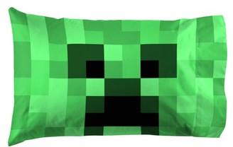 Minecraft Lone Creeper 1 Pack Pillowcase