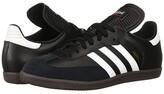 adidas Samba(r) Classic (Black/White) Men's Soccer Shoes