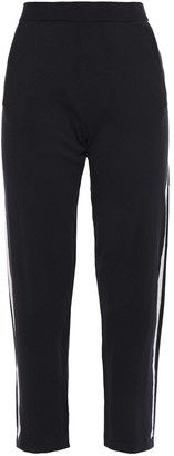 ATM Anthony Thomas Melillo Cotton And Cashmere-blend Tapered Pants