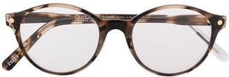 S'nob Cicinin round frame glasses