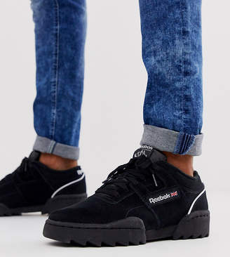 Reebok Classics workout ripple OG trainer-Black