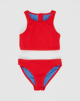 Duskii Yara Crop Bikini Set - Teens