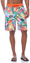 Moschino Printed Swim Shorts
