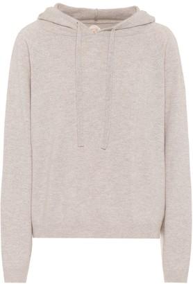 Jardin Des Orangers Wool and cashmere hoodie