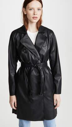 Blank Scorpio Coat