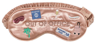 SlipTM Pure Silk Sleep Mask Out Of Office