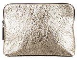 3.1 Phillip Lim Metallic Textured Clutch