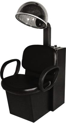 Collins Contour Dryer Chair Black