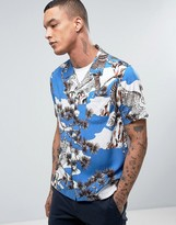 Stussy Shirt With Falcon Print