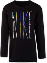 Nike Dri-fit Crossover Tunic, Toddler Girls