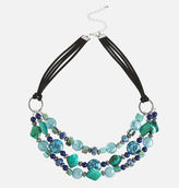 Avenue Turquoise Shell Necklace
