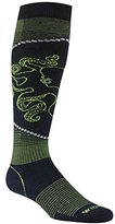 Wigwam Men's Snow Monster Kraken Pro Merino Blend Ski and Snowboard Socks