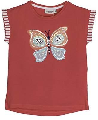 Salt&Pepper Salt and Pepper Mädchen T-Shirt Sunny Day uni,(Herstellergröße: /110)