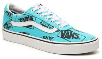 Vans Ward Lo Print Sneaker - Men's