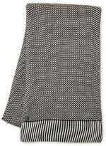 Vince Camuto Mini Chevron Knit Scarf