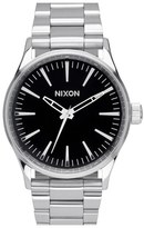 Nixon 'The Sentry' Bracelet Watch, 38mm