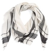 BP Women's Stripe Edge Triangle Scarf