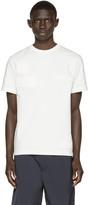 Alexander Wang Off-White Patch T-Shirt