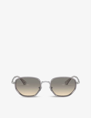 Persol PO2471S acetate and crystal sunglasses