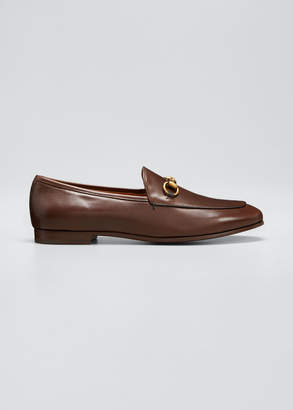Gucci Leather Bit Loafer