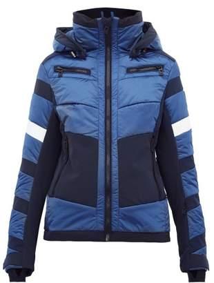 Toni Sailer Luna Padded Ski Jacket - Womens - Blue