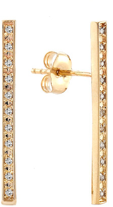 Ariana Rabbani 14K 0.14 Ct. Tw. Diamond Drop Earrings