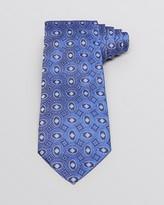 Armani Collezioni Oval Patterned Classic Tie