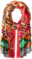 Threads 4 Thought Women's Sweet Honeycomb Scarf