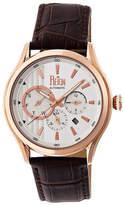 Reign Unisex Brown Strap Watch-Reirn1504
