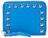Rebecca Minkoff Ava Mini Studded Zip Around Wallet