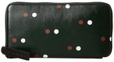 Marni Pois Synthetic Leather Card Wallet Wallet Handbags