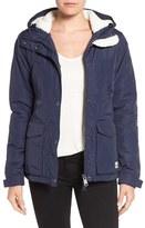 Penfield Women's 'Hosston' Faux Shearling Lined Hooded Jacket