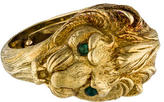 Van Cleef & Arpels Vintage Lion Head Ring