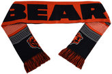 Forever Collectibles Chicago Bears Reversible Split Logo Scarf