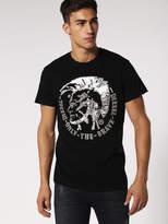Diesel DieselTM T-Shirts 0EADQ - Black - 3XL