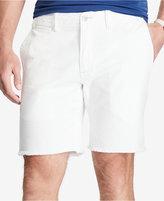"Polo Ralph Lauren Men's 8-1/2"" Cutoff Chino Shorts"