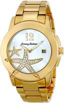 Tommy Bahama Swiss Women's TB4056 Bimini Starfish Analog Display Japanese Quartz Gold Watch