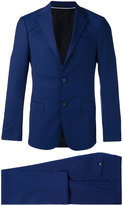 Z Zegna formal suit - men - Wool/Cupro - 46